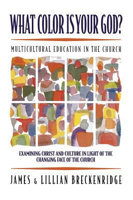 What Color Is Your God?: Multicultural Education in the Church 9780801057458