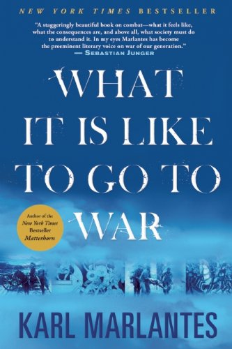 What It Is Like to Go to War 9780802145925