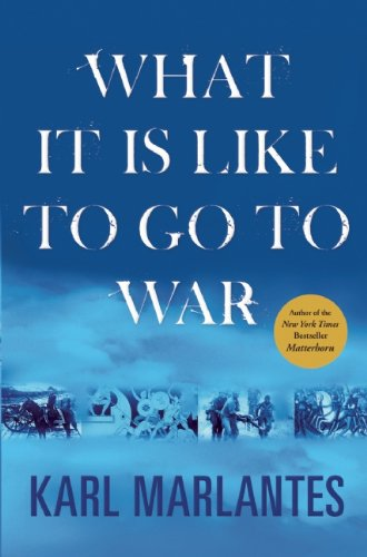 What It Is Like to Go to War 9780802119926