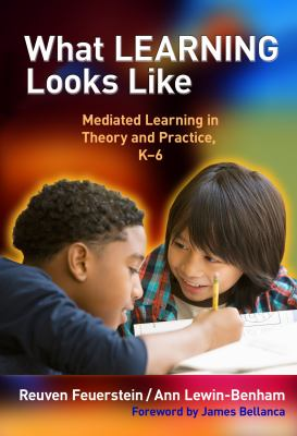What Learning Looks Like: Mediated Learning in Theory and Practice, K-6 9780807753262