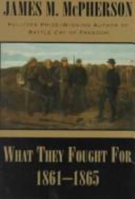 what they fought for book review The lesson plan for an upper elementary unit on the civil war  the soldiers and the battlegrounds where they fought and died the book captures their.