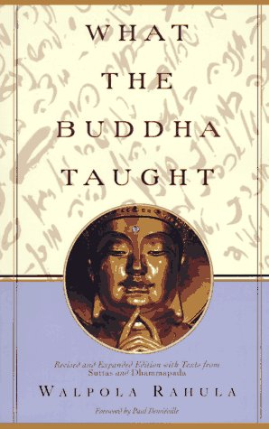 What the Buddha Taught 9780802130310