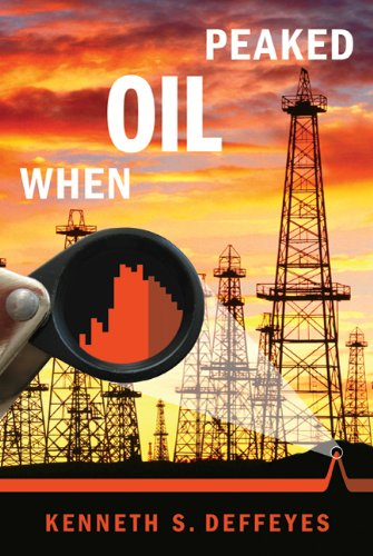 When Oil Peaked 9780809094714