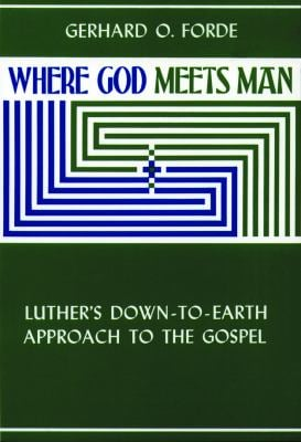 Where God Meets Man 9780806612355