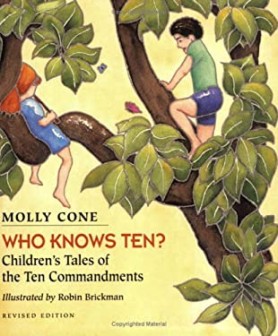 Who Knows Ten?: Children's Tales of the Ten Commandments 9780807400807