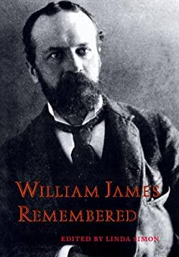 William James Remembered 9780803242487