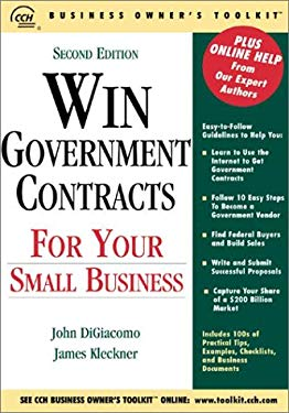 Win Government Contracts for Your Small Business 9780808008606