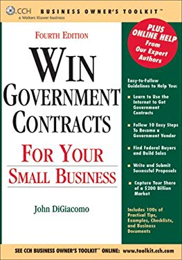Win Government Contracts for Your Small Business 9780808015796