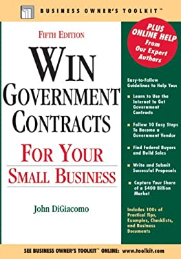 Win Government Contracts for Your Small Business 9780808022817