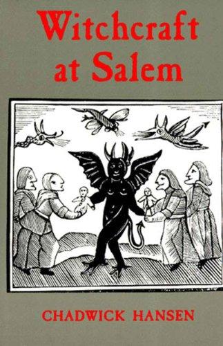 Witchcraft at Salem 9780807604922