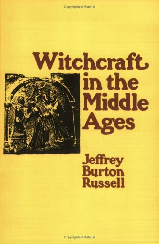 Witchcraft in the Middle Ages 9780801492891