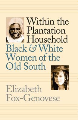 Within the Plantation Household: Black and White Women of the Old South 9780807818084