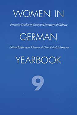 Women in German Yearbook, Volume 09 9780803297548