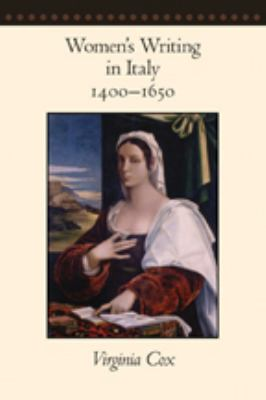 Women's Writing in Italy, 1400-1650 9780801888199