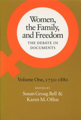 Women, the Family, and Freedom: The 9780804711708