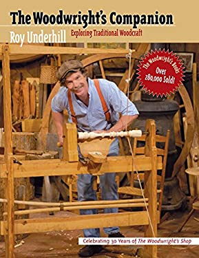 Woodwright's Companion: Exploring Traditional Woodcraft 9780807840955