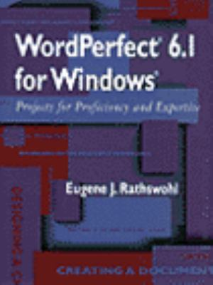 WordPerfect 6.1 for Windows 9780805327472