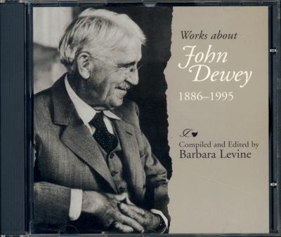Works about John Dewey, 1886-1995 9780809320622