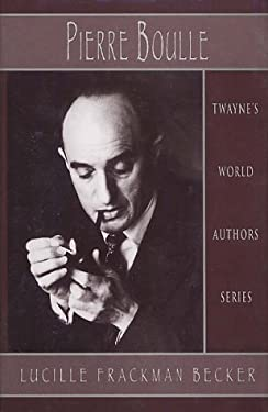 World Authors Series: Pierre Boulle 9780805782721