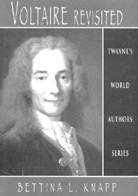 World Authors Series: Voltaire Revisited 9780805716344