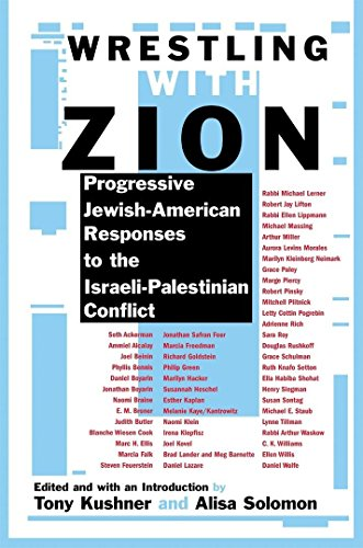 Wrestling with Zion: Progressive Jewish-American Responses to the Israeli-Palestinian Conflict 9780802140159