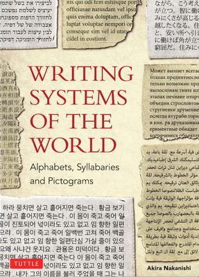 Writing Systems of the World 9780804816540