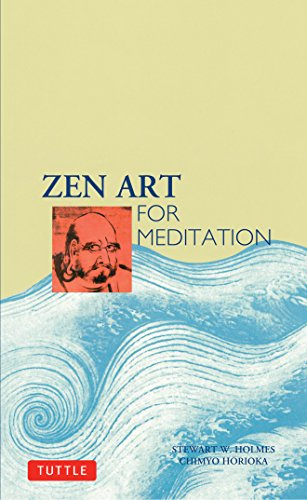 Zen Art for Meditation Zen Art for Meditation 9780804812559