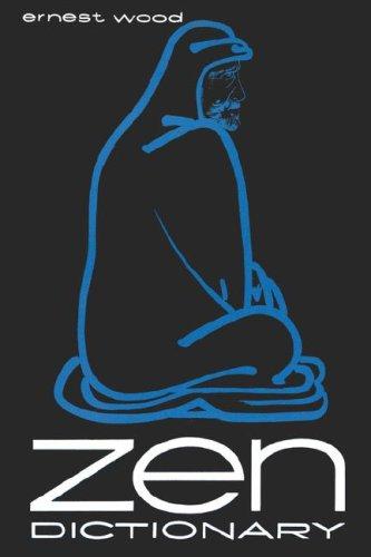 Zen Dictionary 9780806530925