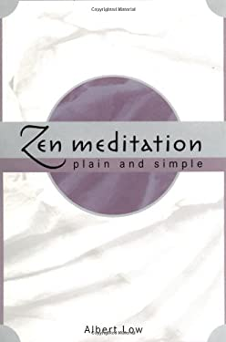 Zen Meditation: Plain and Simple 9780804832113