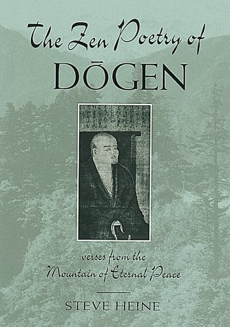 Zen Poetry of Dogen 9780804831079
