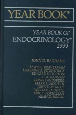 1999 Year Book of Endocrinology 9780815196273