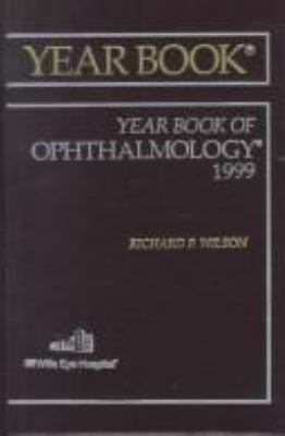 1999 Year Book of Ophthalmology 9780815197140