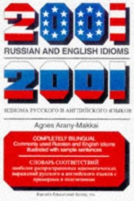 2001 Russian and English Idioms 9780812095326
