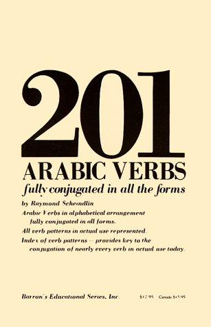 201 Arabic Verbs 9780812005479