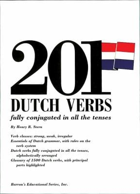 201 Dutch Verbs: Fully Conjugated in All the Tenses 9780812007381