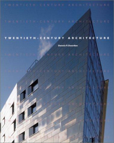 20th Century Architecture (Trade Version) 9780810906051
