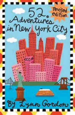 52 Adventures in New York City 9780811851800