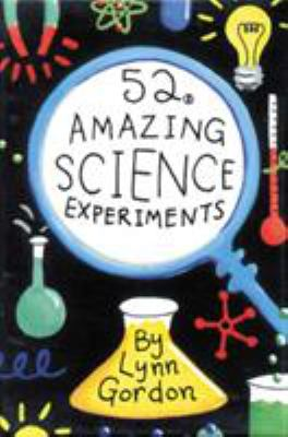 52 Amazing Science Experiments Cards 9780811820585