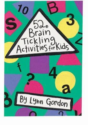 52 Brain Tickling Activities for Kids 9780811823876