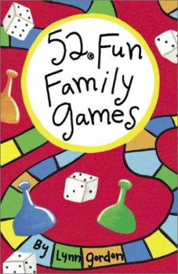 52 Fun Family Games 9780811832304