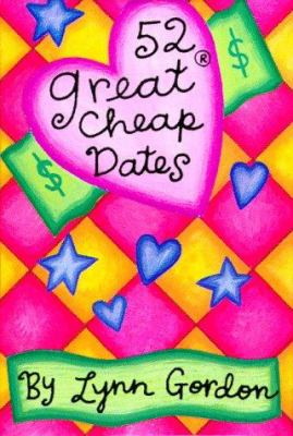 52 Great Cheap Dates 9780811812740