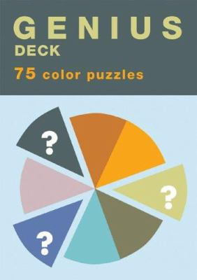 75 Color Puzzles 9780811851947