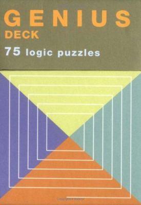 75 Logic Puzzles 9780811851732