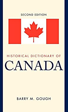 Historical Dictionary of Canada 9780810854963