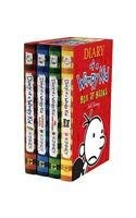 Diary of a Wimpy Kid Box of Books 9780810997820