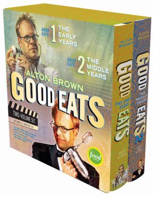 Good Eats Boxed Set 9780810998223