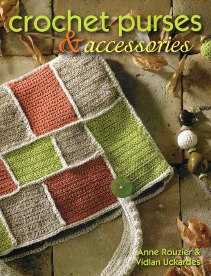 Crochet Purses and Accessories (9780811714341) photo