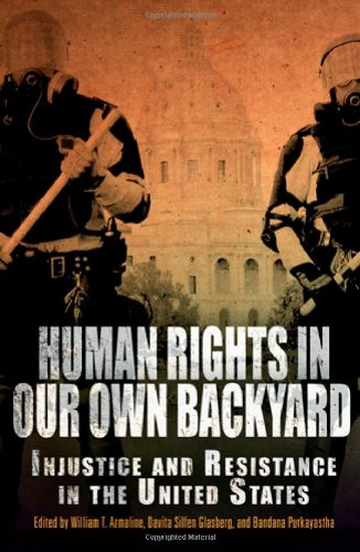 Human Rights in Our Own Backyard: Injustice and Resistance in the United States 9780812243604