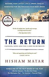 The Return: Fathers, Sons and the Land in Between 23658009