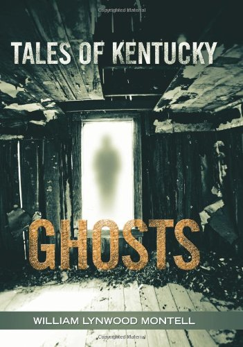 Tales of Kentucky Ghosts 9780813125930